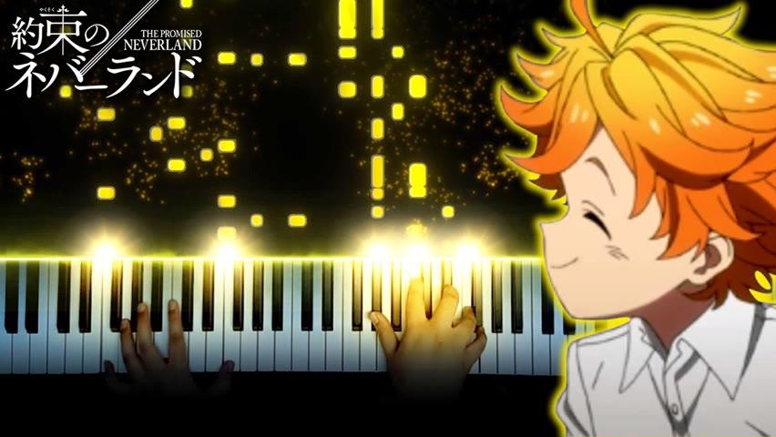 "The Promised Neverland Season 2 OP - ""Identity"" (Piano)"