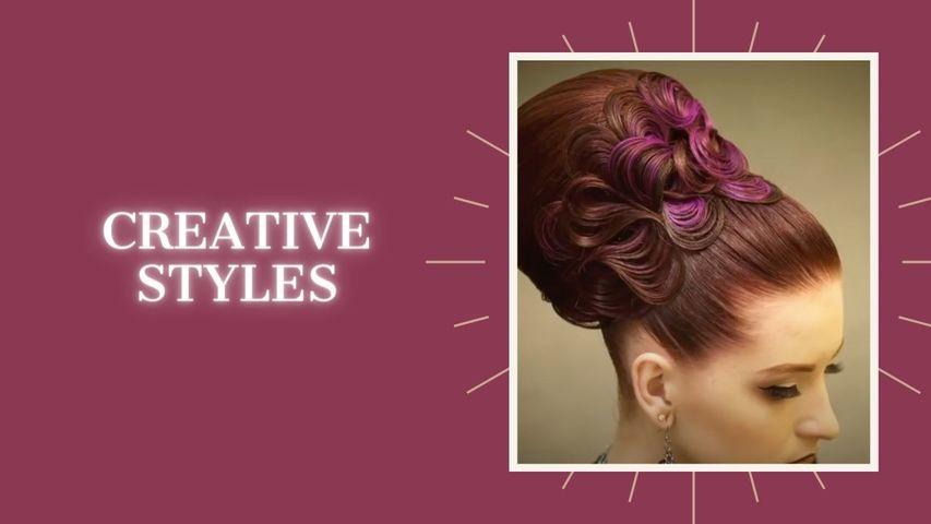 Creative styles!