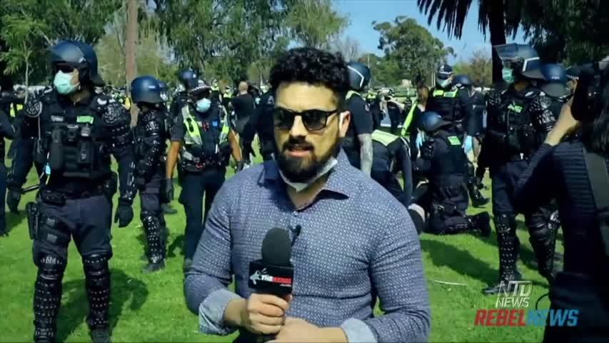 Australian Reporter Sues Victoria State Over Police Abuse