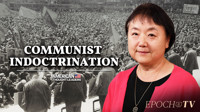 Mao's Cultural Revolution: The First Thing They Did Was Indoctrinate the Teachers   CLIP