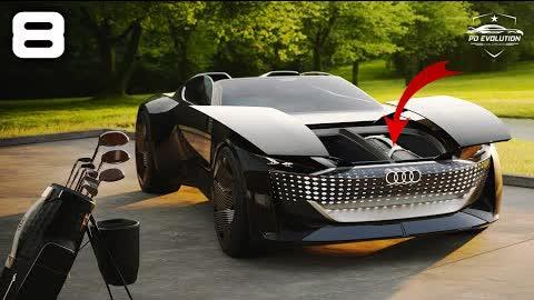 8 Coolest AUDI Concept Cars We've Ever Seen!