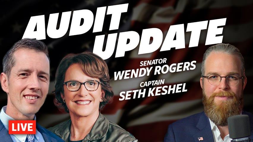 Live with Wendy Rogers & Seth Keshel