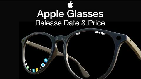 Apple Glasses Release Date and Price – LIDAR AR Specs!