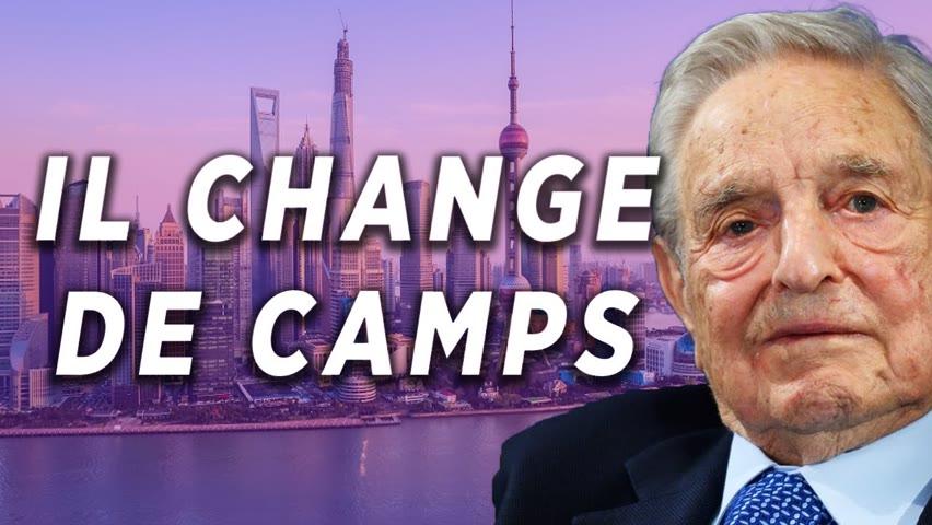 George Soros s'en prend au Parti communiste chinois