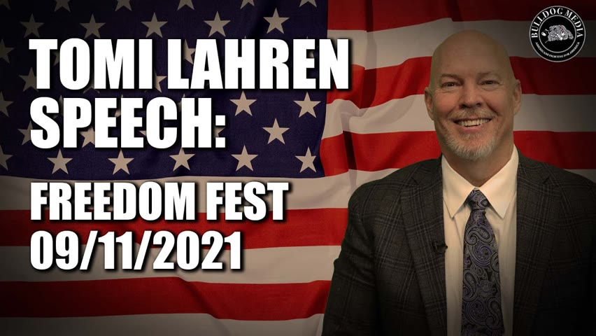 Tomi Lahren Speech: Freedom Fest   The Bulldog Show