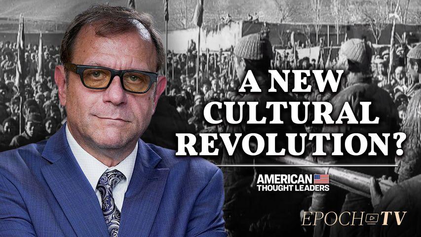 Michael Rectenwald: The US Undergoing a 'Soft Cultural Revolution' Towards Socialism   CLIP