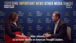 """Abby Johnson, la inspiración para la película """"Unplanned"""", sobre el creciente movimiento pro-vida"""
