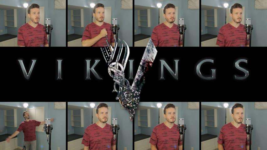 VIKINGS - If I Had A Heart (ACAPELLA)