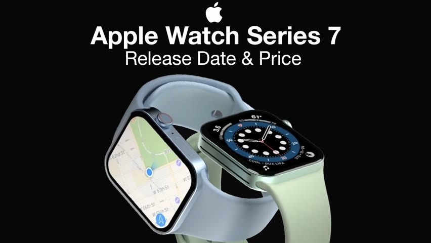 Apple Watch 7 Release Date and Price – Spotted ahead of Launch!