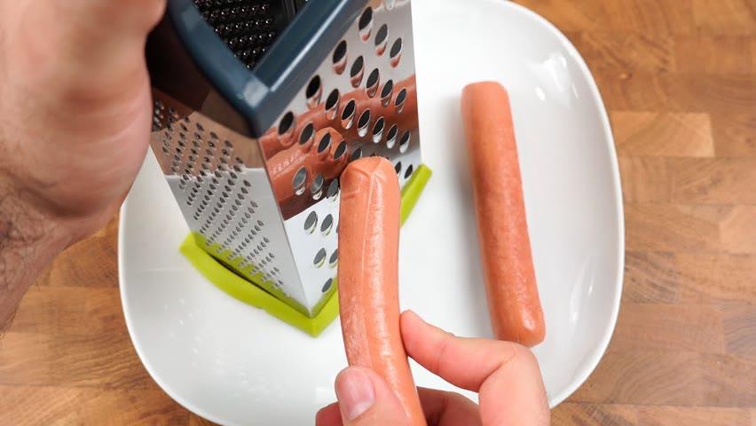 Después de esta receta no comerás Salchicha de otra manera!