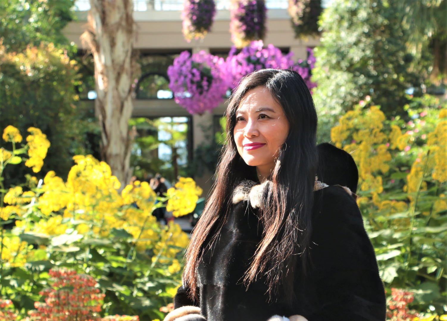 長木公園蘭花展---Longwood Garden Orchid Show/An Angel Of This World(天使在人间第4期)