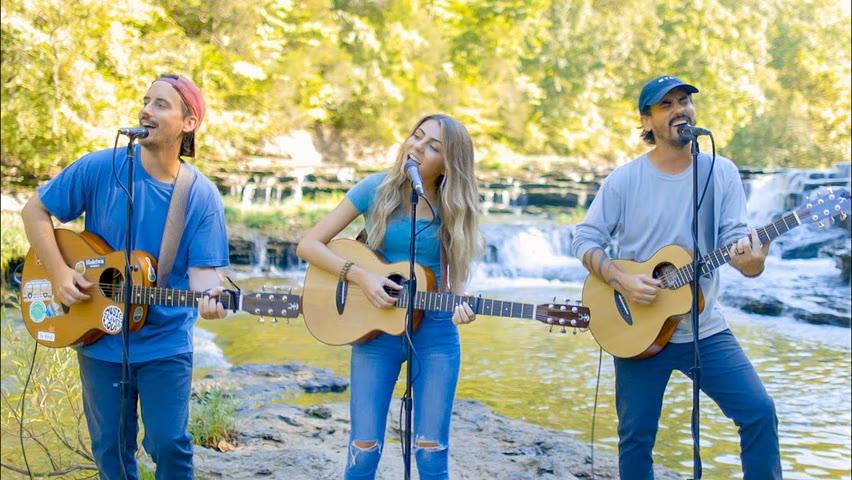 Shape of You | Music Travel Love ft. Jada Facer (Ed Sheeran Cover)