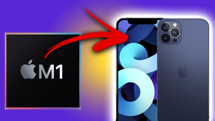 Will there be a iPhone M1? - Here's your answer....