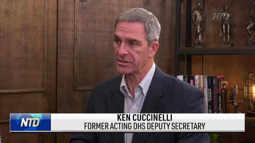 Ken Cuccinelli: Democrats Wiped Away Voter Security Measures