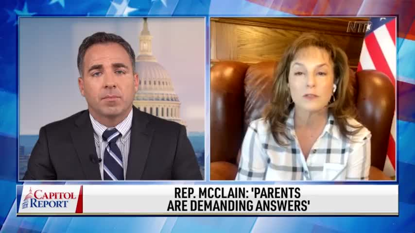 Rep. McClain: Silencing Parents Sounds Like Communism