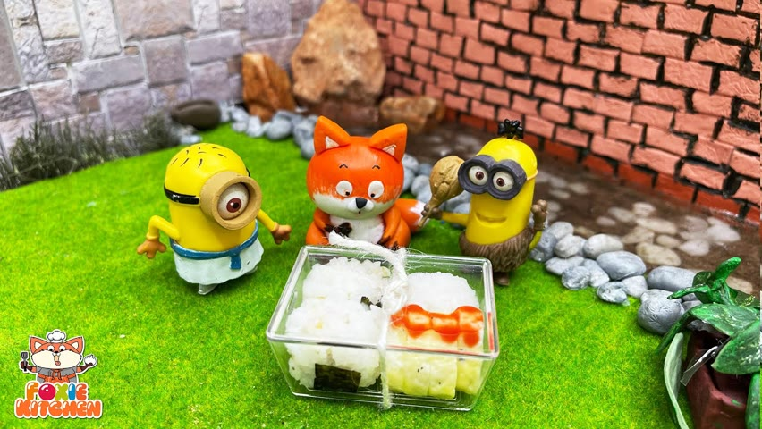 [ENGSUB] Lunch box #6 - Thursday Bento   ASMR Mini Cooking