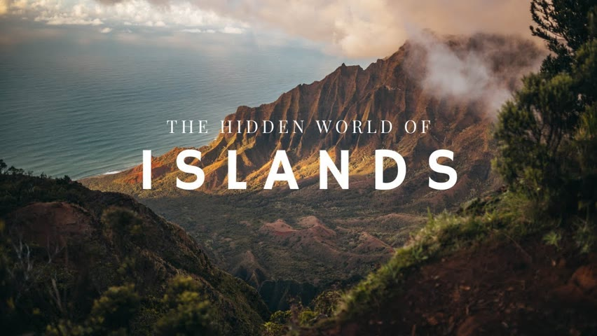 Islands, Lost Havens of the Endless Blue