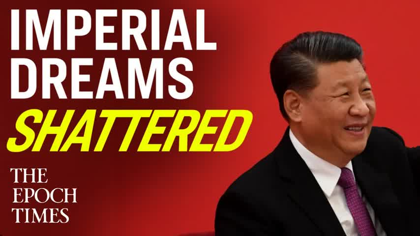 Why the Virus Threatens the Chinese Regime's Imperial Dreams (Opinion)