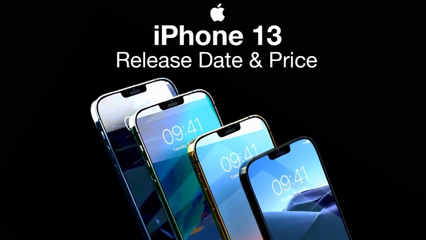 iPhone 13 Release Date and Price – Smaller Notch 120Hz Screen