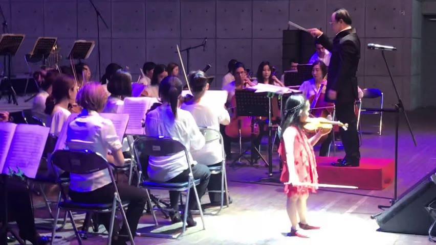 Bruch Violin Concerto g minor 3rd mvt.
