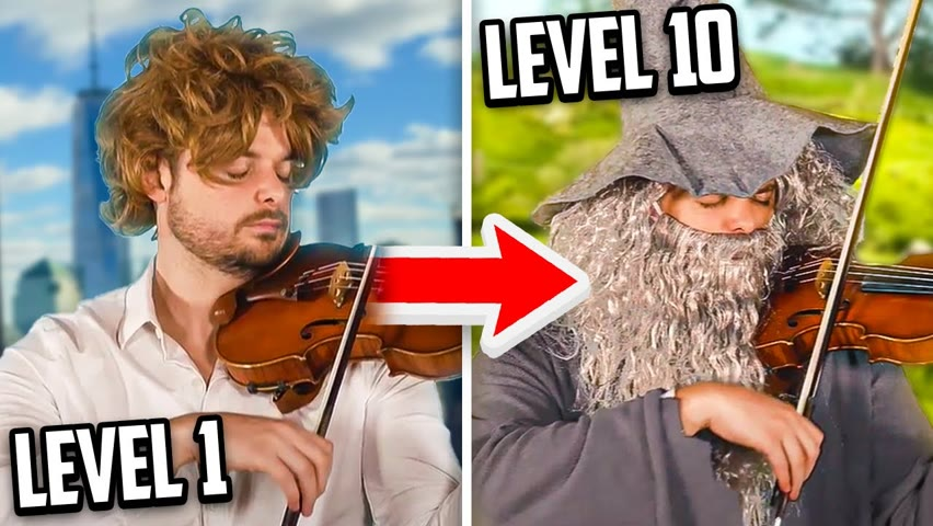 10 Levels of The Lord of The Rings Music