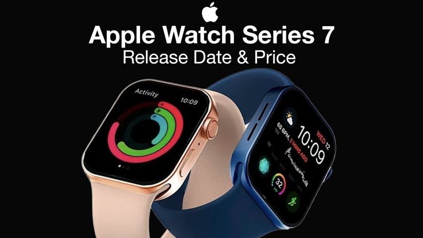 Apple Watch 7 Release Date and Price – FASTER PROCESSOR!