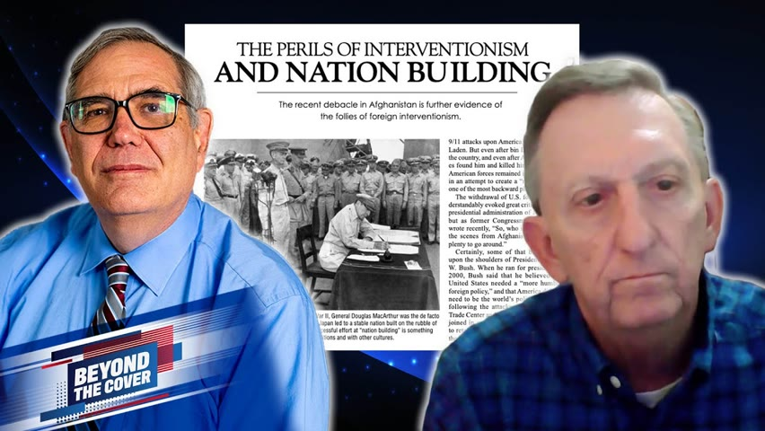 The Perils of Interventionism and Nation Building | Beyond the Cover