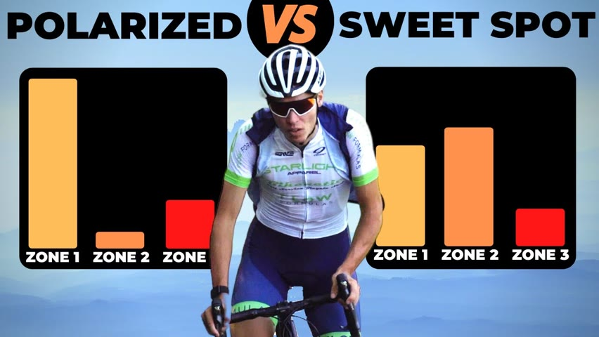 Sweet Spot vs. Polarized Training: Which Makes You Faster? The Science