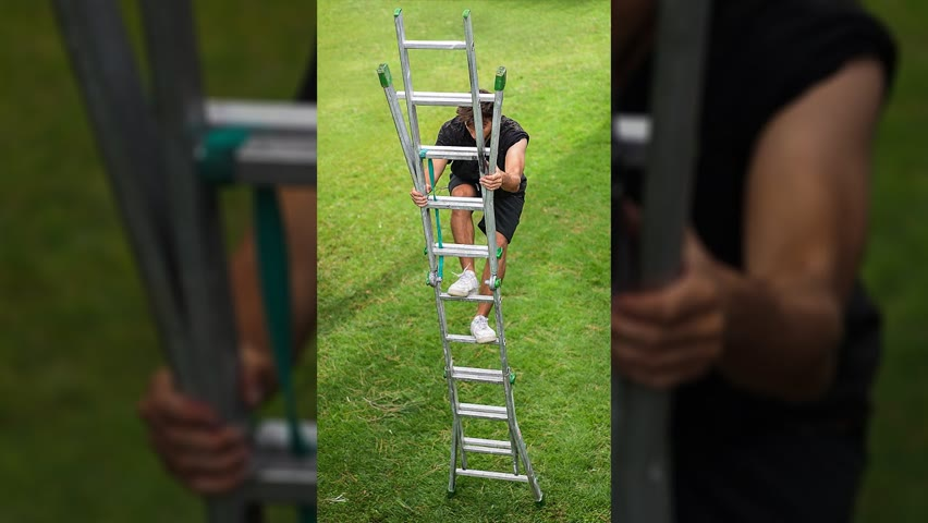 Beating the LADDER CHALLENGE! #shorts