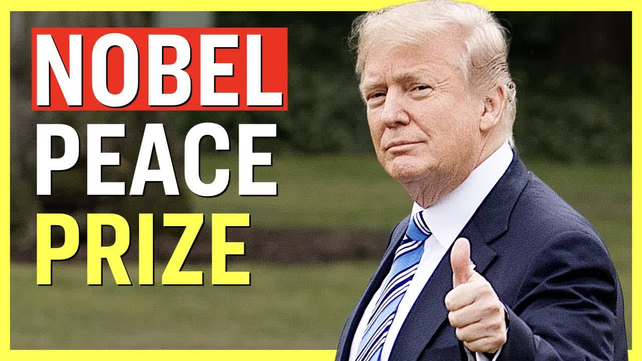 Trump Nominated for Nobel Peace Prize Over Israel-UAE Peace Deal | Facts Matter