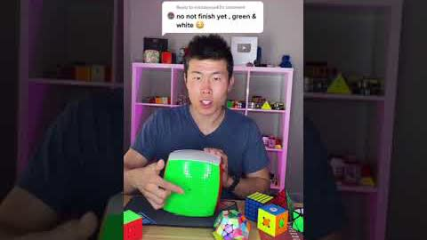 1 Piece Unsolved in Rubik's Cube (FAIL!)