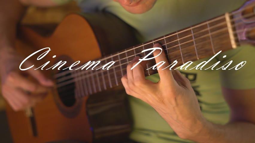 Красивая мелодия Эннио Морриконе  | Cinema Paradiso - Love theme | Filippov Ilya