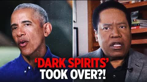 "Obama: ""Dark Spirits"" Took Over the Republican Party   Larry Elder"