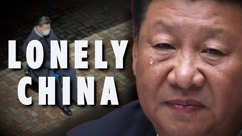 Lonely China - Why China has so many Enemies but very few Friends?