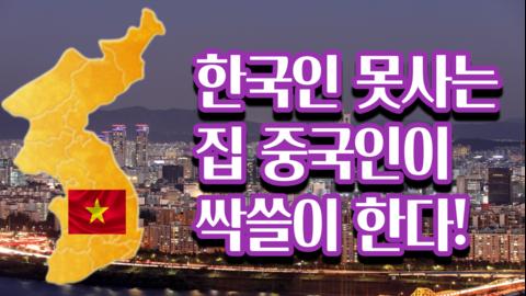한국의 부동산 중국 것인가? 한국인 대출 규제, 외국인등 중국인 78% 대출로 차익본다.