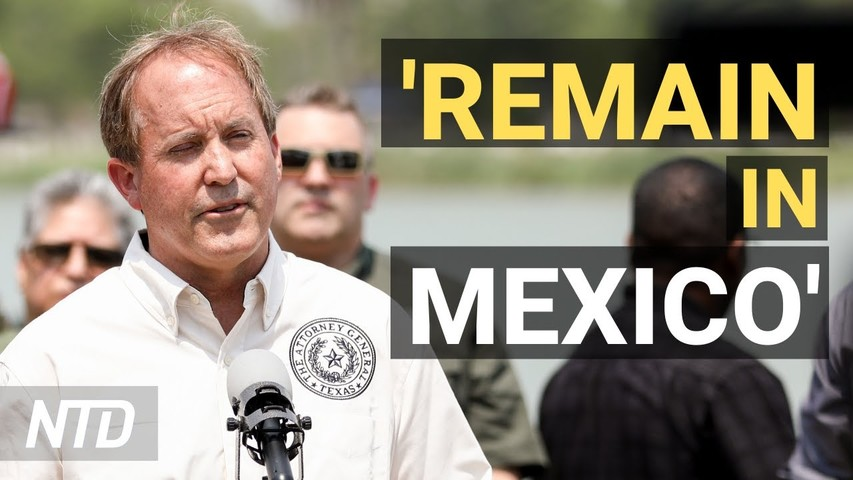 States Try to Reinstate 'Remain in Mexico' Policy; Chip Shortage Worsens for US Automakers   NTD