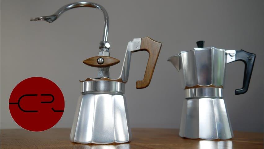 Stovetop Milk Steamer DIY for latte Art