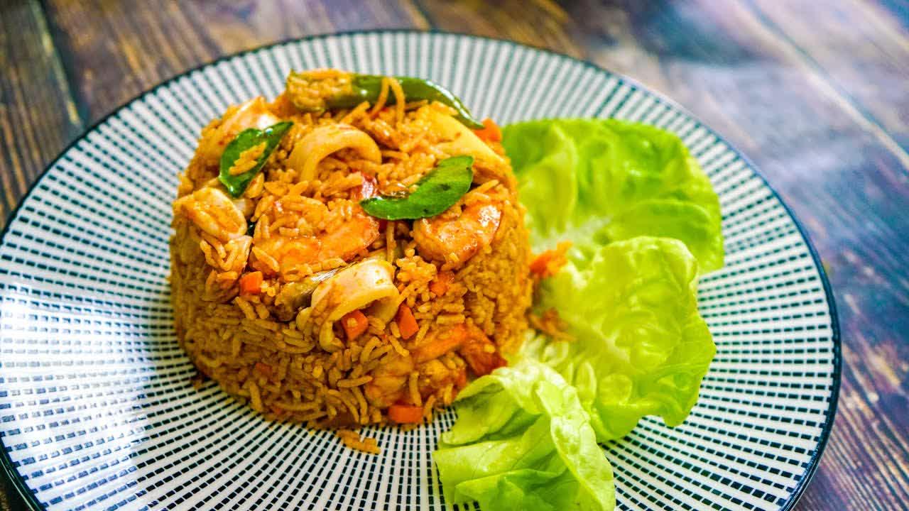 Nasi Goreng Tomyam   MyDapur Panas