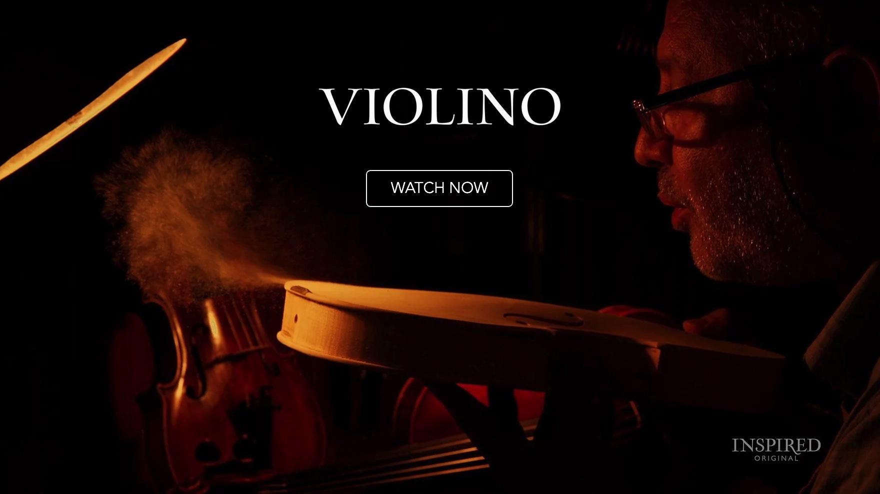 VIOLINO - Trailer (2021)