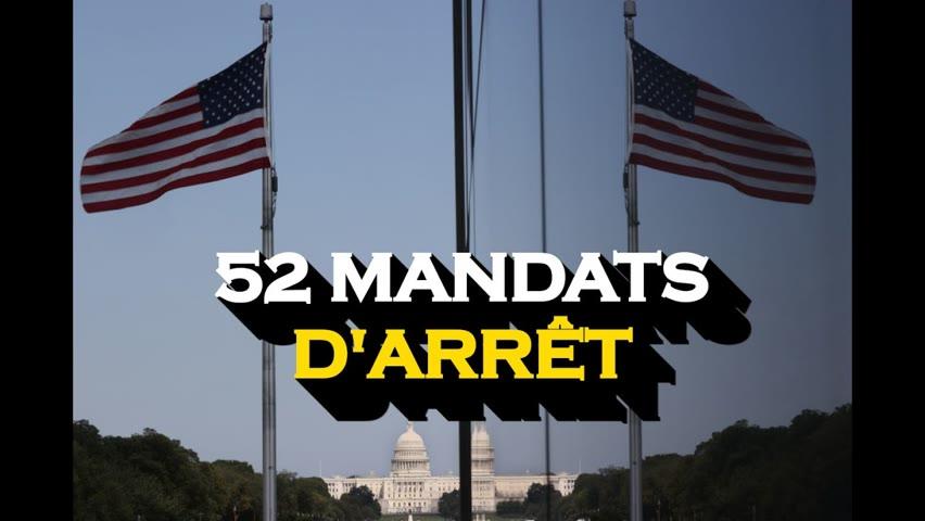 52 mandats d'arrêt signés pour des démocrates texans ; Afghanistan, le retrait des États-Unis