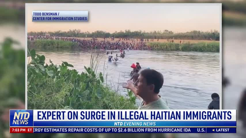Expert: Policy Change Needed to Get Border Crisis Under Control