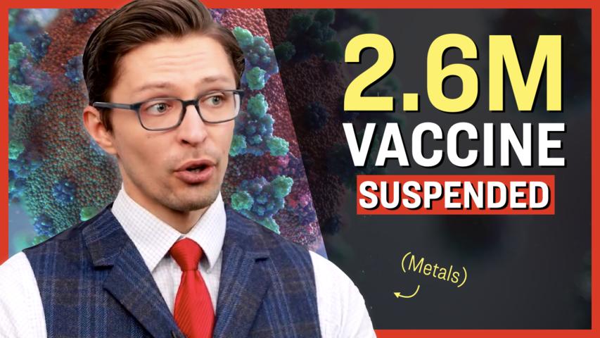 Japan Suspends 2.6 Million Moderna Vaccine Doses Over Contamination Concerns