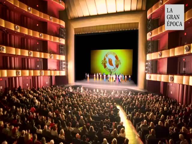 Teatro Real de Madrid cancela las presentaciones de Shen Yun en España