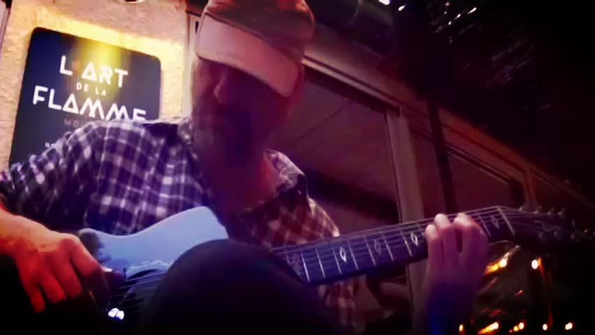 Solo Guitar Improvisation France