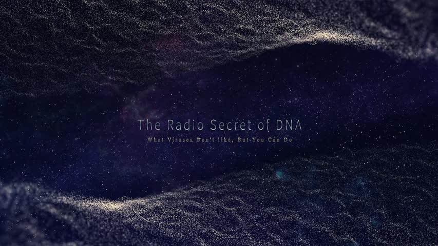 The radio secret of DNA