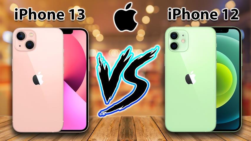iPhone 13 vs iPhone 12 Specs Review