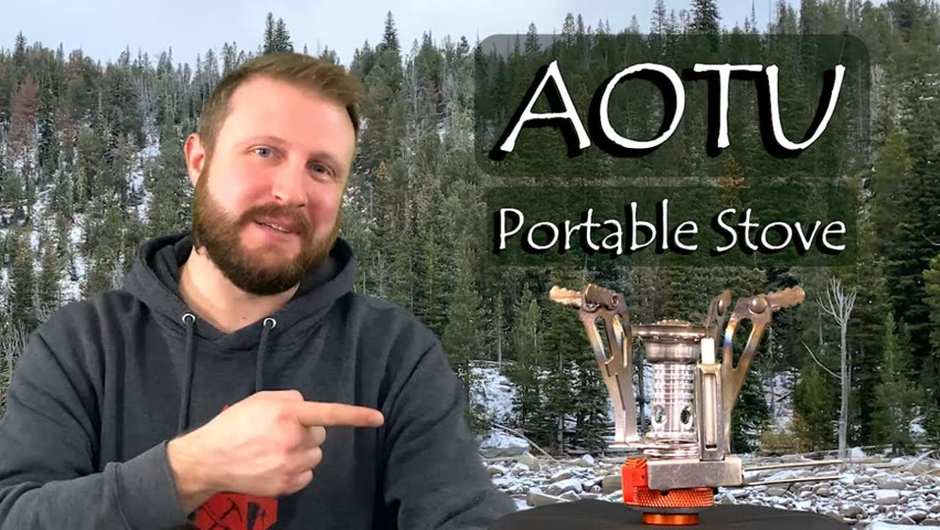 AOTU Portable Stove | One Minute Review