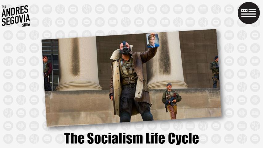 Life Imitates [Batman] Art