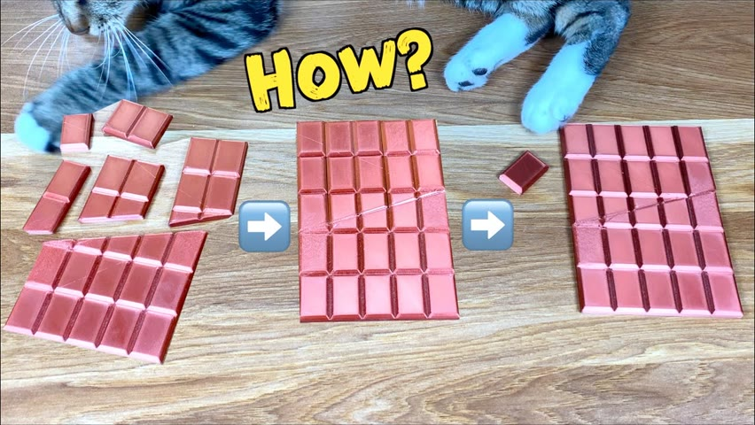 3D printed INFINITE chocolate bar:How is this possible?