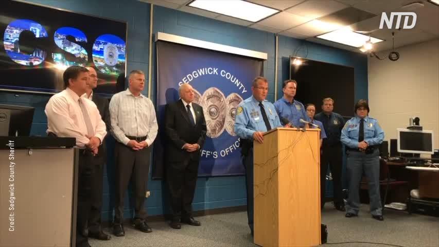 Kansas Deputy and Suspect Fatally Shot During Arrest